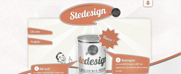 View Information about SteDesign