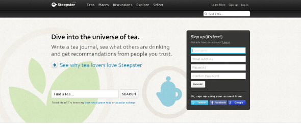 View Information about Steepster
