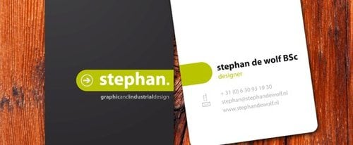 View Information about Stephan De Wolf