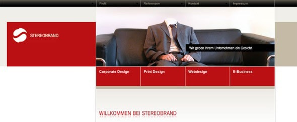 View Information about Stereobrand