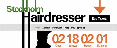 View Information about Stockholm Hairdresser