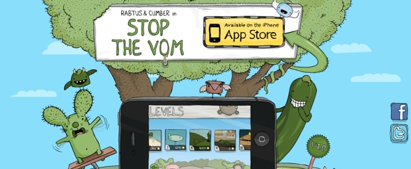 View Information about Stop The Vom
