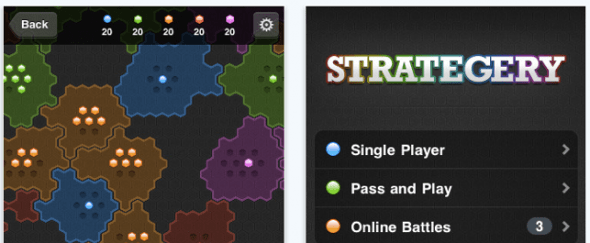 View Information about Strategery