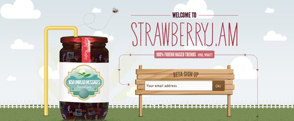 View Information about Strawberryjam