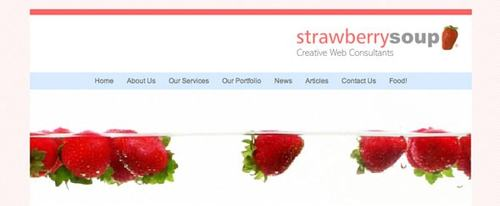 View Information about Strawberrysoup