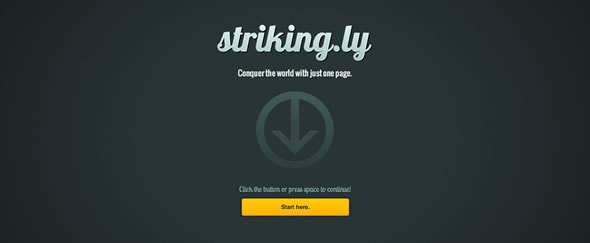 View Information about Striking.ly