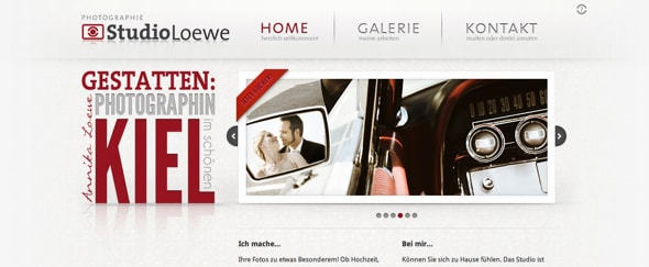 View Information about Studio Loewe
