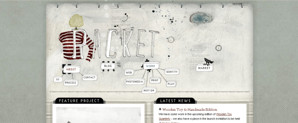 View Information about Studio Racket