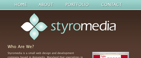 View Information about Styromedia