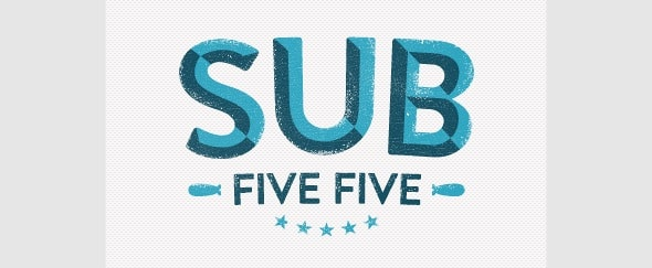 View Information about Sub Five Five