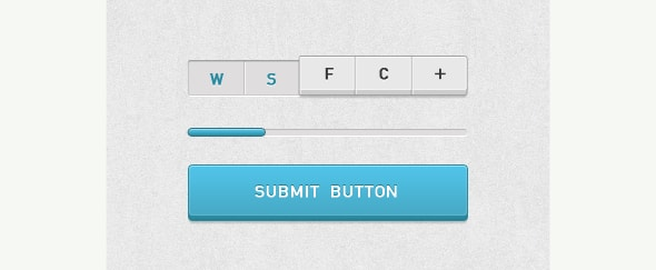 View Information about Submit Button