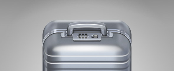 View Information about Suitcase Icon