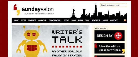 View Information about Sundaysalon
