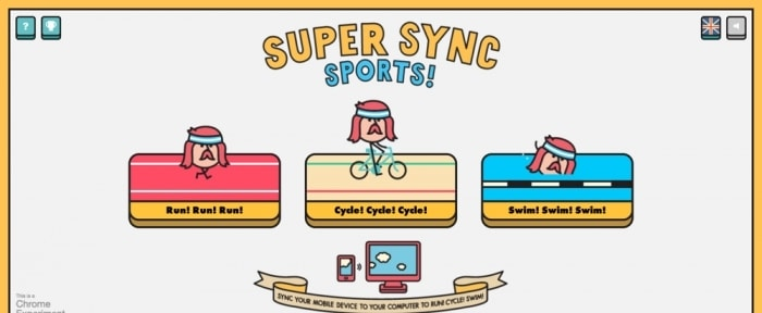 View Information about Super Sync Sports