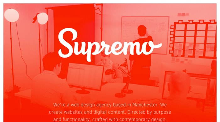 Go To Supremo - Web Design Manchester
