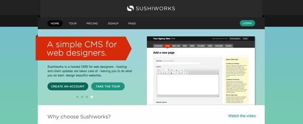 View Information about Sushiworks