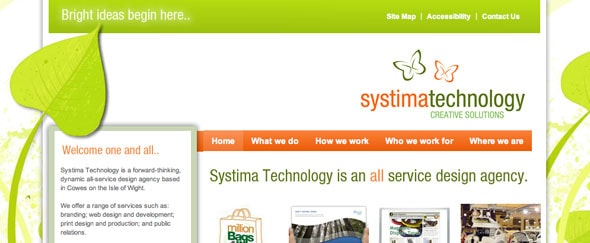 View Information about Systima Technology