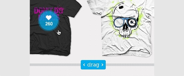 View Information about T-Shirt Browser
