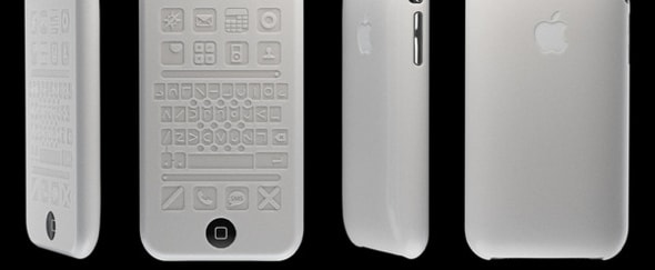 View Information about Tactile Silicone iPhone Case