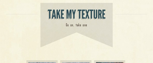 Go To Take My Texture