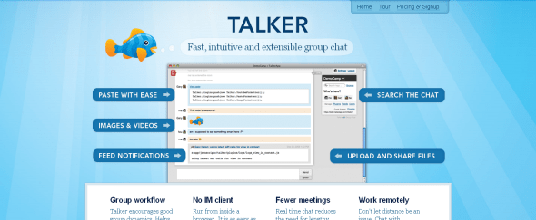 View Information about Talker