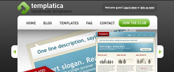 View Information about Templatica
