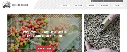 View Information about The Coffee Co-Mission