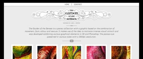 View Information about The Garden of the Senses