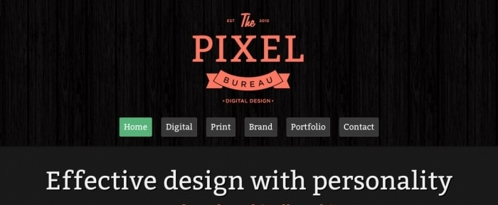 View Information about The Pixel Bureau
