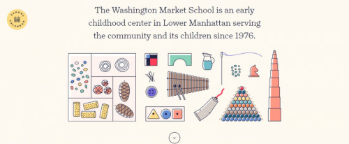 View Information about The Washington Market School