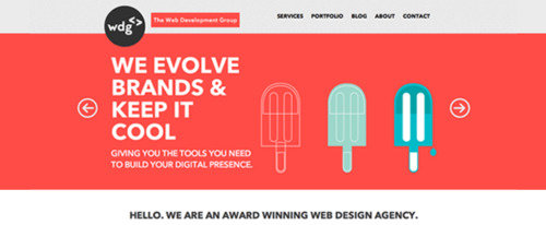 View Information about The Web Development Group