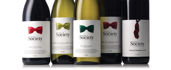 View Information about The Wine Society