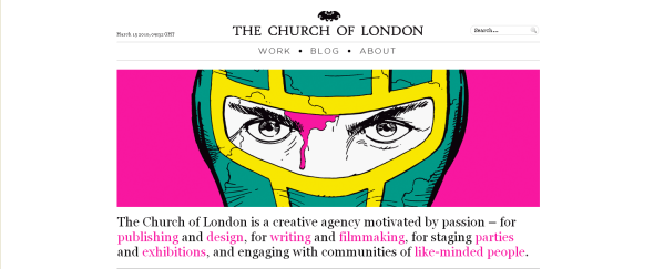 View Information about The Church of London