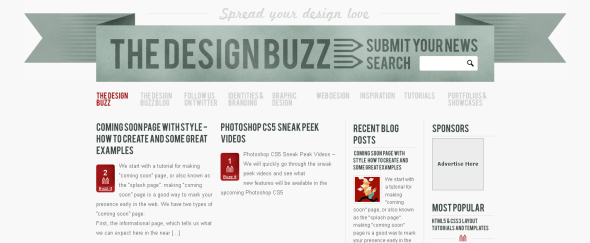 Go To The Design Buzz
