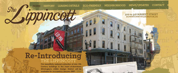 View Information about The Lippincott