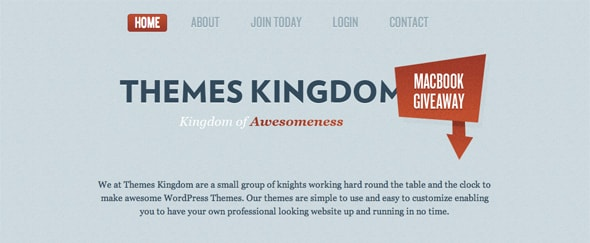 View Information about Themes Kingdom