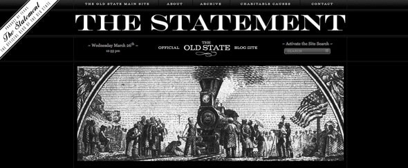 View Information about The Old State Blog