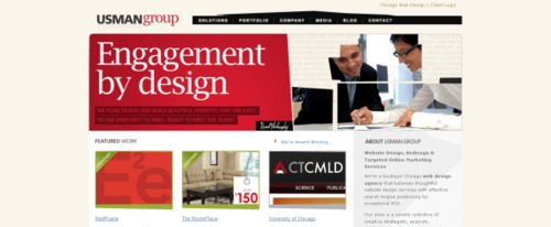 View Information about The Usman Group