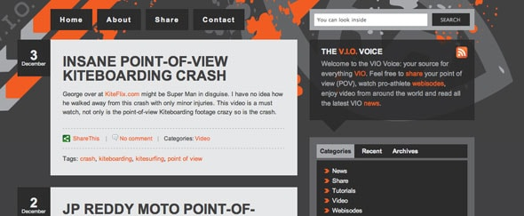 View Information about The Vio Voice