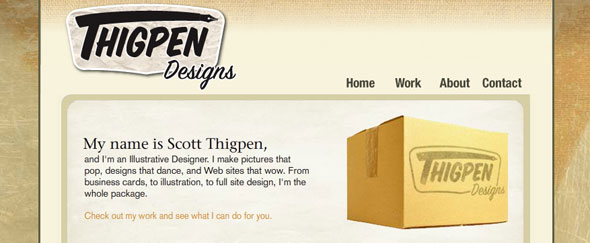 View Information about Thigpen Designs