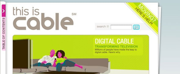 View Information about This is Cable