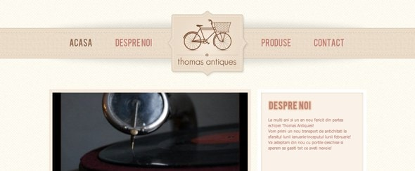 View Information about Thomas Antiques
