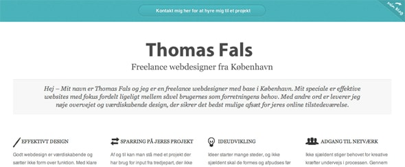 View Information about Thomas Fals