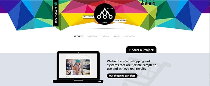 Go To Thrive Web Design