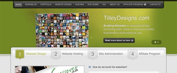 View Information about TilleyDesigns