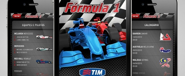 Go To TIM Formula 1