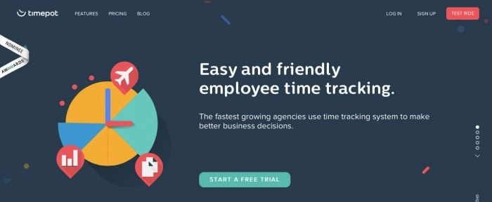 View Information about Timepot
