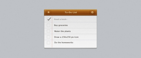 View Information about To-Do List