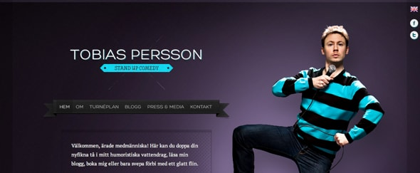 View Information about Tobias Persson