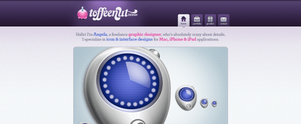 View Information about Toffeenut Design